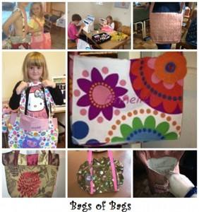 Gallery bags of bags