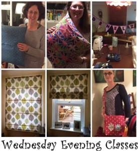 Wednesday evening Classes gallery